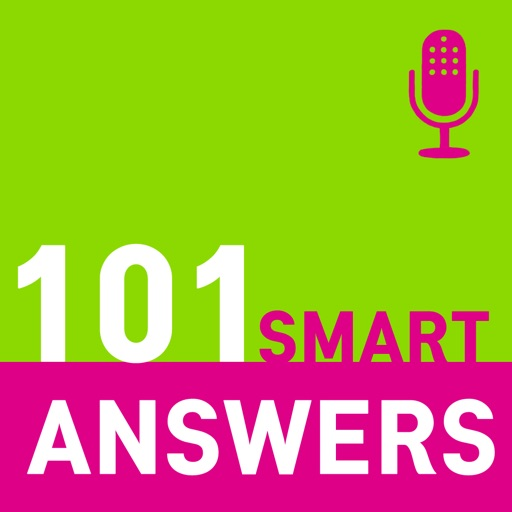 101 Smart English Interview Answers icon