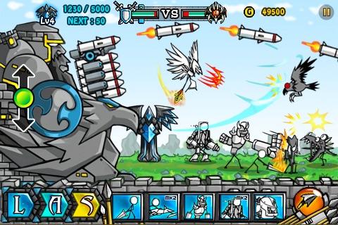 Cartoon Wars 2: Heroes Lite