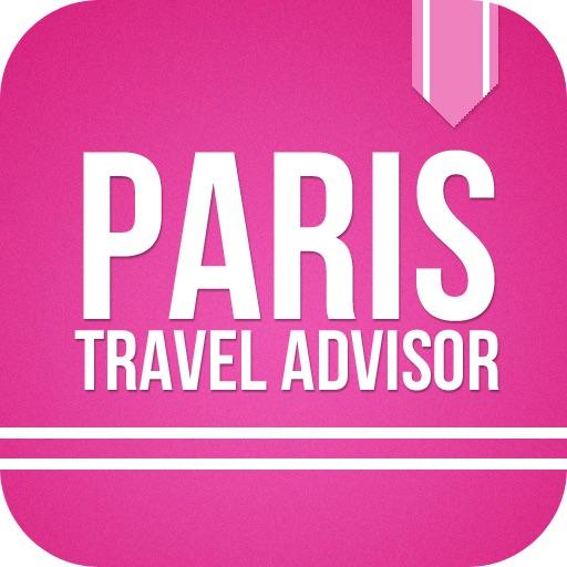 Paris Travel Advisor icon