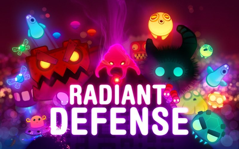 Radiant Defense Screenshot