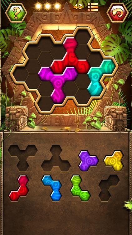 Montezuma Puzzle 3 Lite screenshot-4