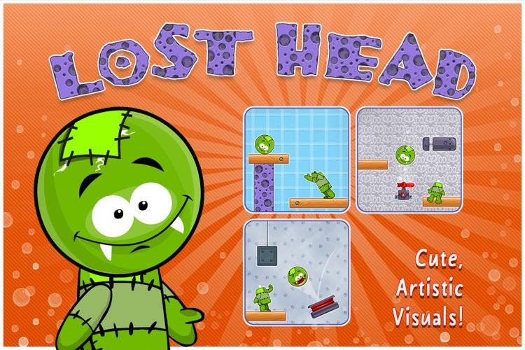 Lost Head Free screenshot-4