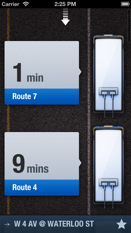 Buscouver - A Beautiful Vancouver Bus Times App screenshot-3