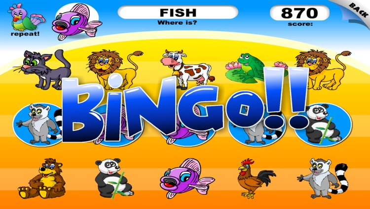 Animal Games for Kids: Fun Interactive Activities for Toddlers by Abby Monkey® screenshot-3