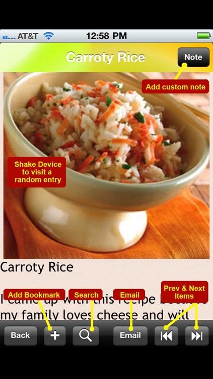 Low Cholesterol Recipes screenshot-4