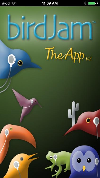 birdJam: The App v2