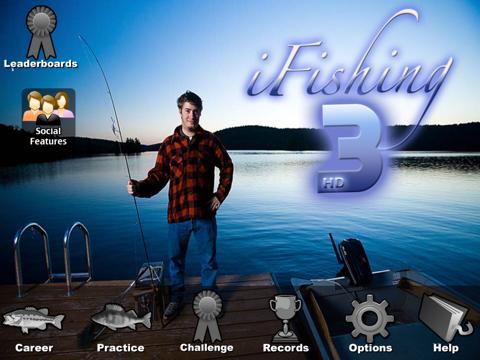 i Fishing 3 HDのおすすめ画像1