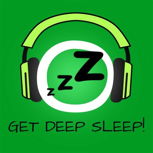 Get Deep Sleep! Sleep well by Hypnosis! icon
