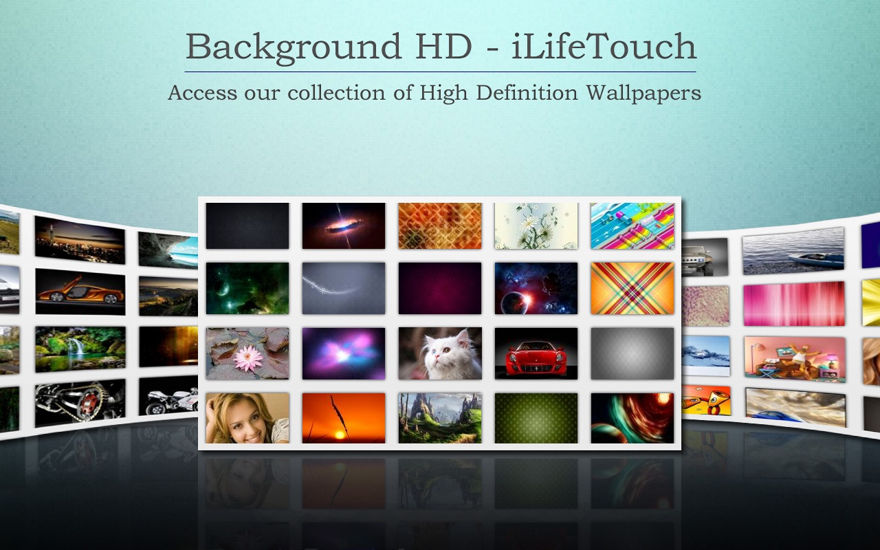 Backgrounds HD