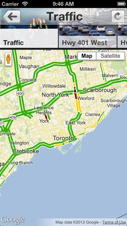 Toronto CityMinute
