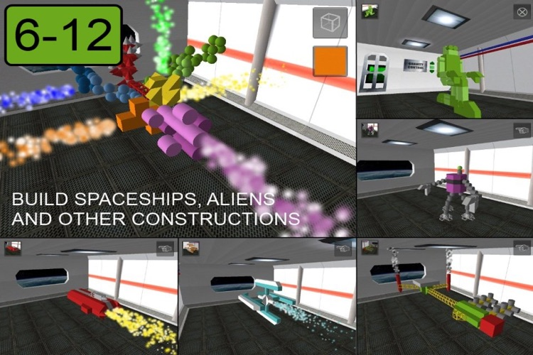 3D Space Builder Lite