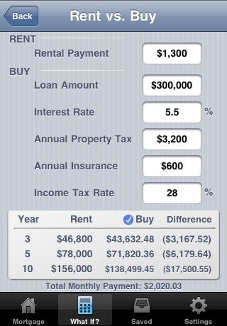 Mortgages Pro screenshot-4