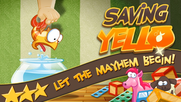 Saving Yello
