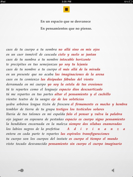 Octavio Paz - Blanco screenshot-1