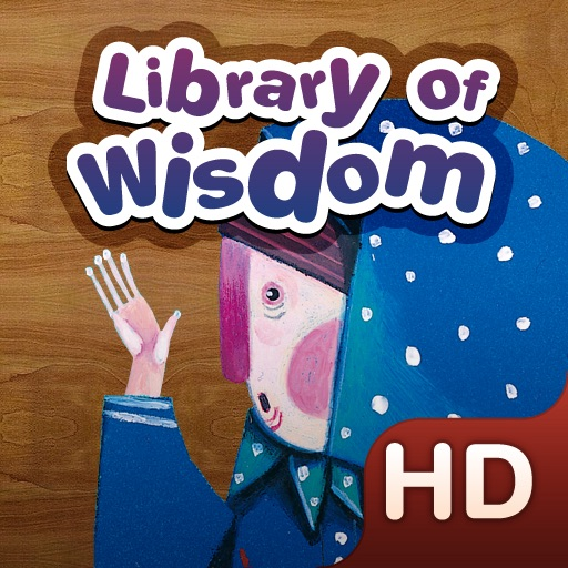 The Blessing of Difference HD: Children's Library of Wisdom 8 icon