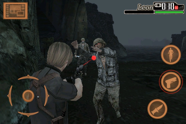 Resident Evil 4: PLATINUM screenshot-3
