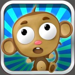 Monkey Barrel Game - Blast the Monkeys