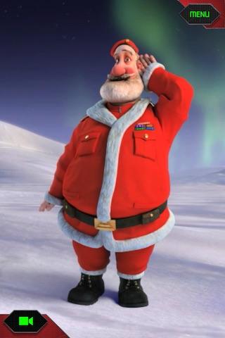 iTalk Santa, Arthur Christmas