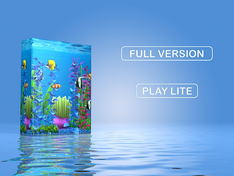 Colorful Aquarium for iPad Lite screenshot-4