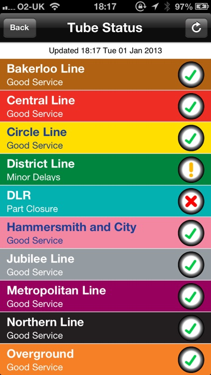 Real London Tube screenshot-4