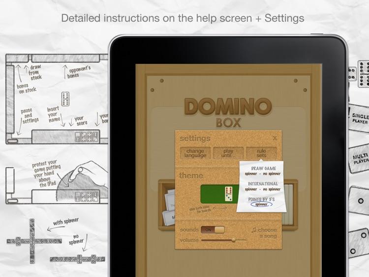 Domino Box HD screenshot-3