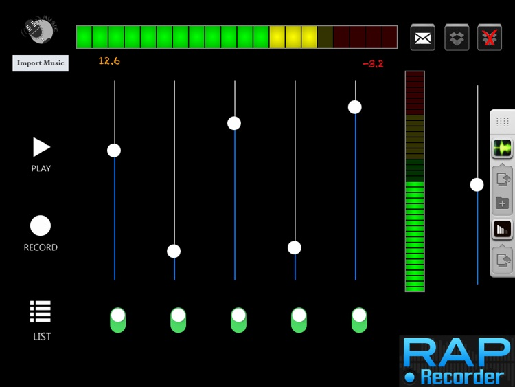 Rap Recorder Pro screenshot-2