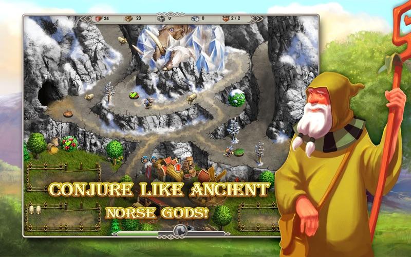 Viking Saga: The Cursed Ring (Premium) screenshot 5