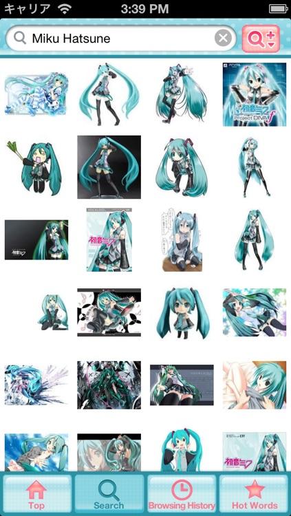 Otaku Image Search
