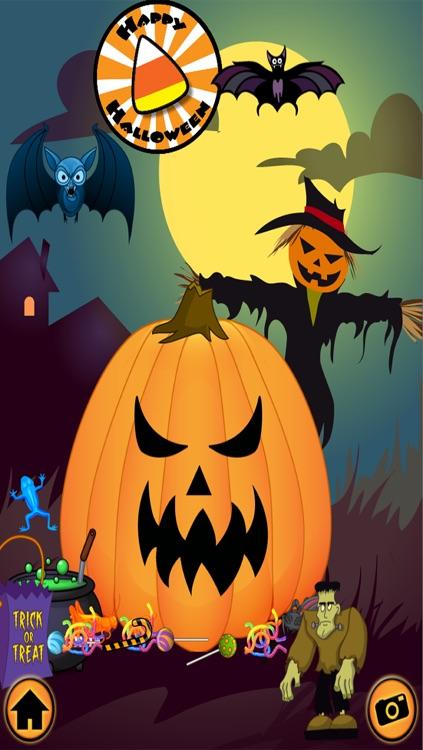 Happy Halloween Pumpkin Maker FREE