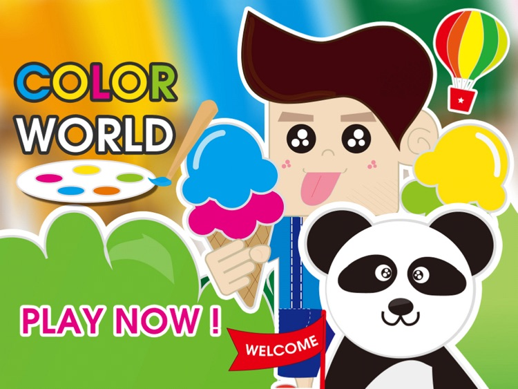 Color World Pre-School Learning