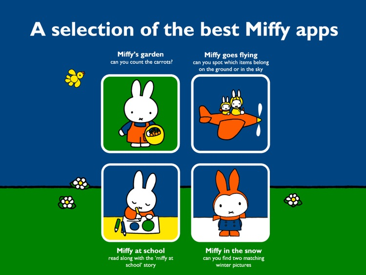 Miffy apps screenshot-0
