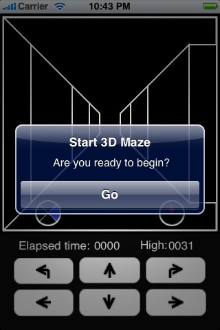 Simple Maze 3D