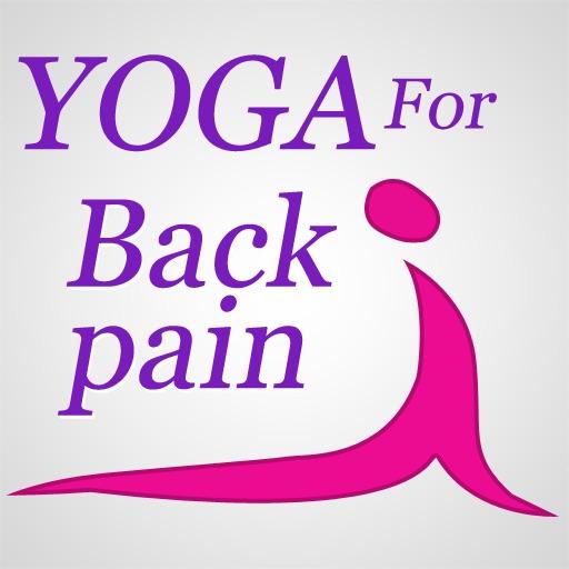 Yoga For Back Pain iOS App
