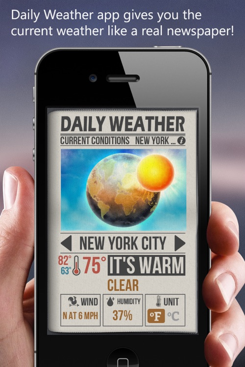 Daily Weather+