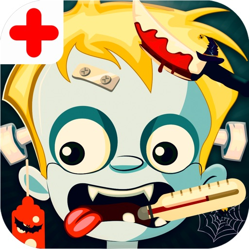 Halloween Hospital - Kids Game icon