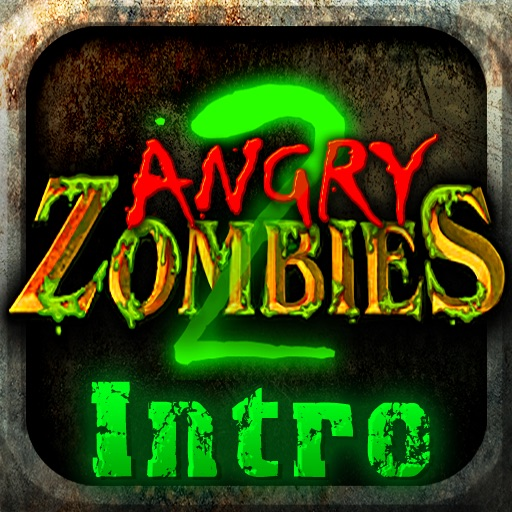 Angry Zombies 2 Intro for iPad