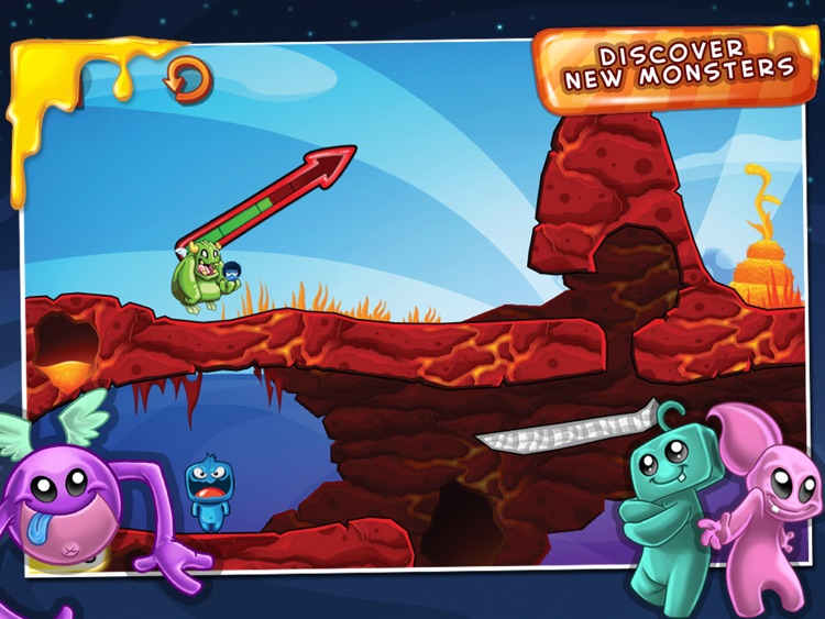Monster Island HD screenshot-3