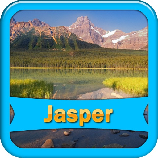 Jasper National Park-Offline Guide