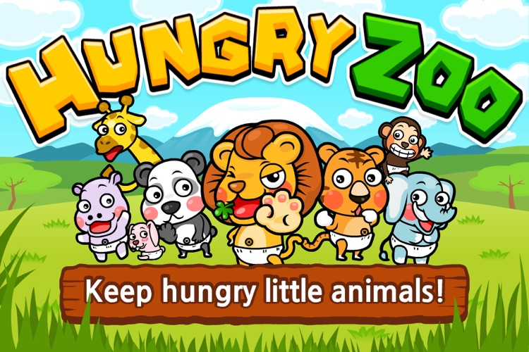 Hungry Zoo