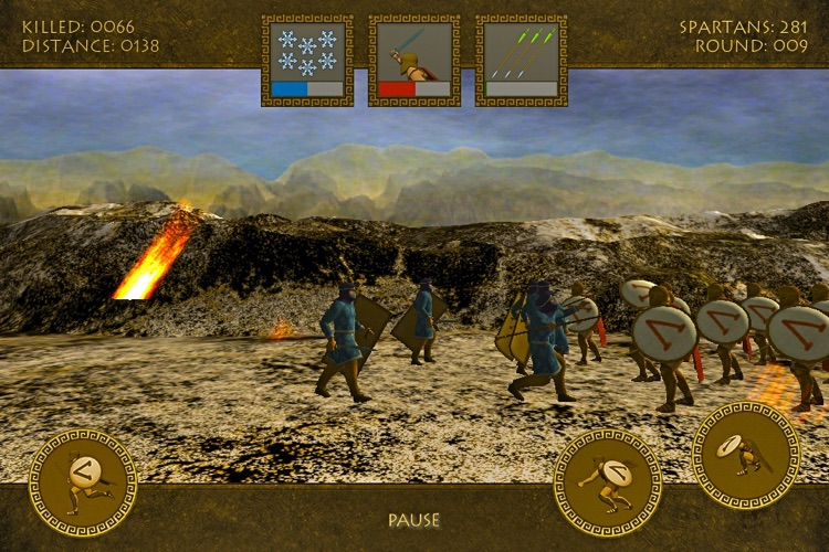 480 BC: Spartans screenshot-2