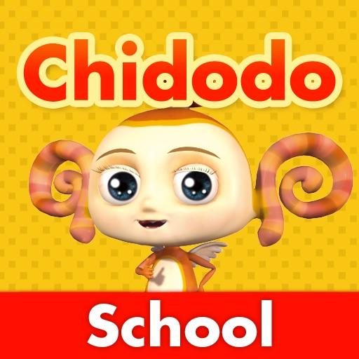 치도도 3D 애니메이션 영어-학교편 for iPad