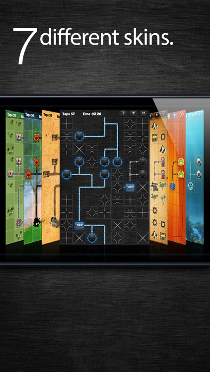 Gas Tycoon 3 - pipe puzzle mania! screenshot-3