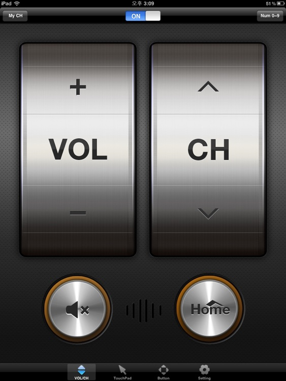 LG TV Remote for iPad 2011