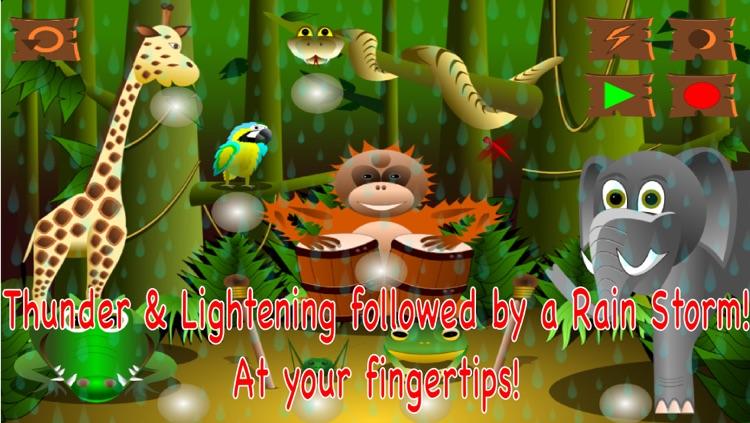 Jungle Band Freestyle screenshot-4