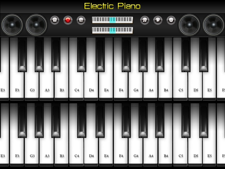 Real Piano 3D HD screenshot-3