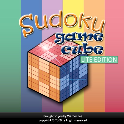 Sudoku Game Cube™ Lite - A 3D Sudoku Puzzle Game