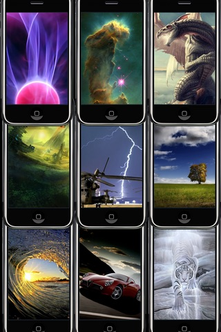 30,000+ Wallpapers Free Screenshot on iOS