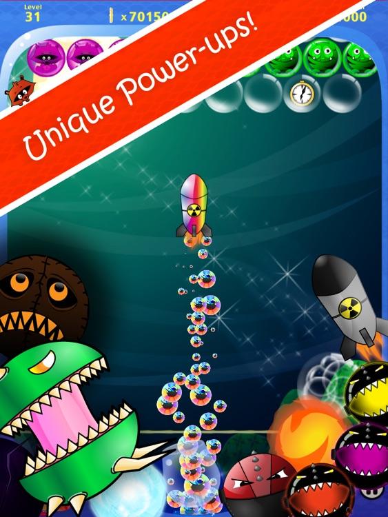 Bubble Shooter Fantasy HD