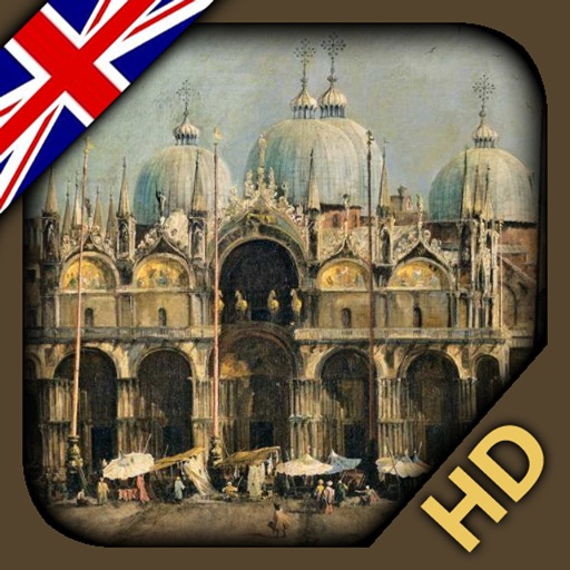 Canaletto-Guardi, the two masters of Venice HD