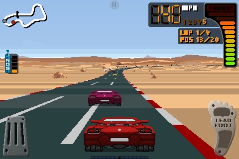 8 Bit Rally screenshot-4